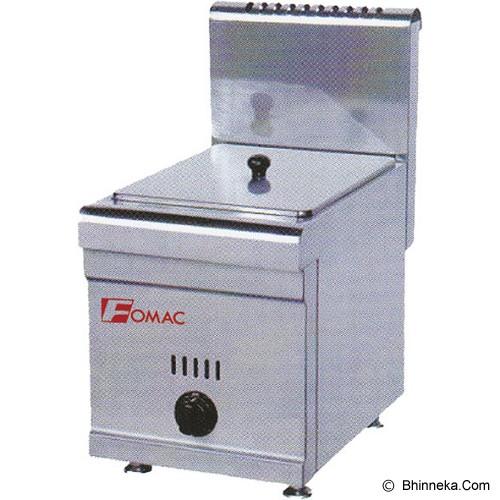 FOMAC Gas Fryer [FRY-G71] (Merchant) - Fryer